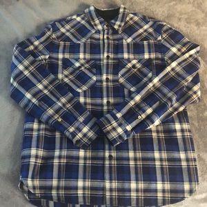 NWOT Rag & Bone Jack Shirt Size L